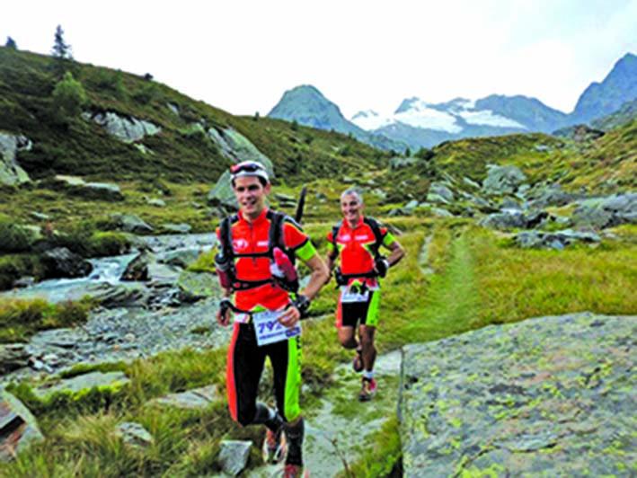 Trail running, Galeati… gigante