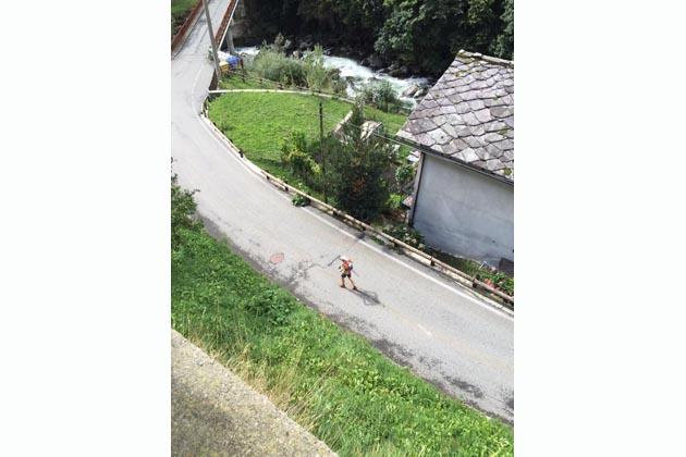 Trail running, Galeati ancora da podio