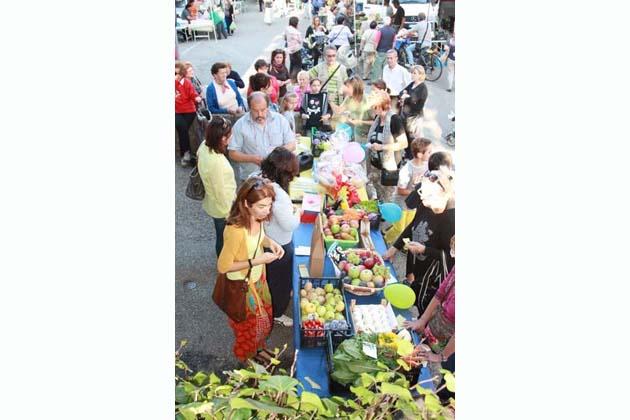 Il Farmer's market compie gli anni