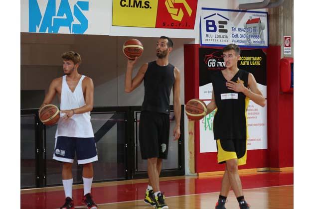 Basket: Npc, Coppa e presentazione
