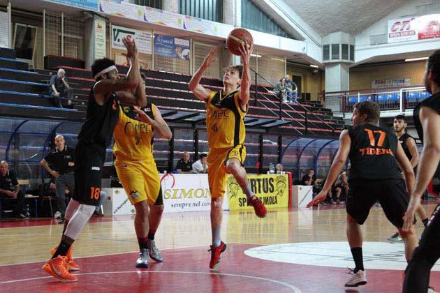 Basket C: Npc in semifinale di Coppa