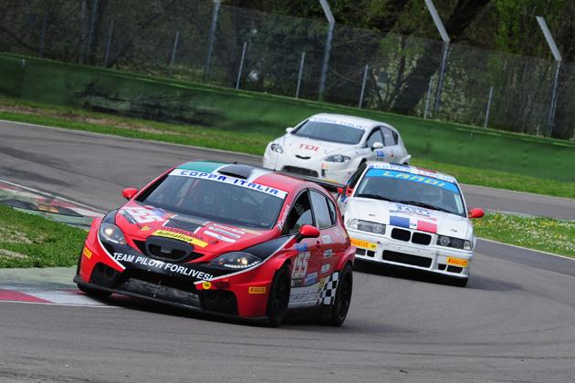 Autodromo: Gruppo Peroni, 16 gare