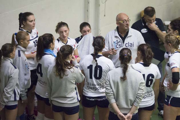 Volley B2: la Clai perde all'esordio