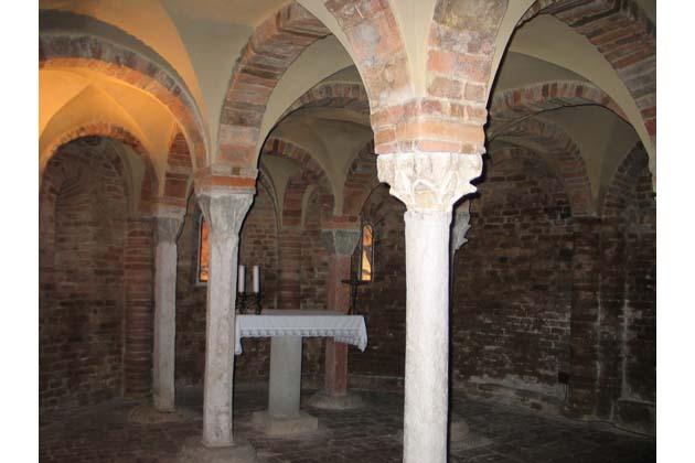 Festa della Storia, la cripta