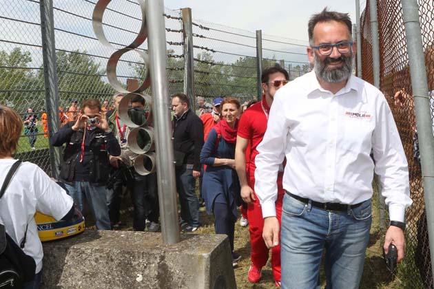 "Autodromo, Benvenuti: ""Verso nuove sfide"""