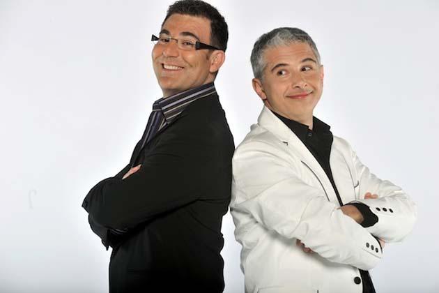 Savi & Montieri, duo comico al Cassero