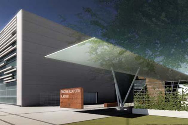 Progetto da 4 milioni per la piscina del Ruggi