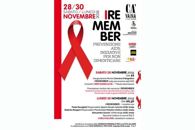 Musica e foto per prevenire l'Aids