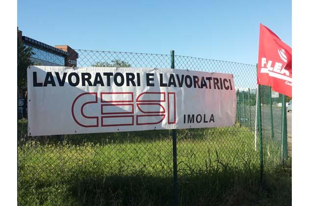 Cesi, 214 licenziati per cessata attività