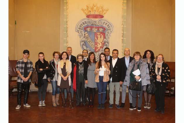 Premio bontà 2015 a Sofia Tosi