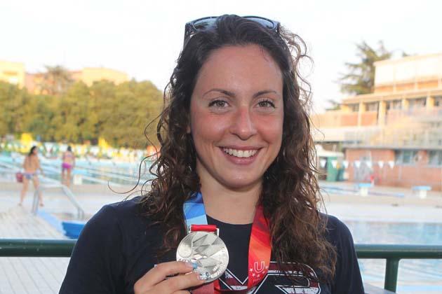 Nuoto: 200 farfalla, Alessia in finale