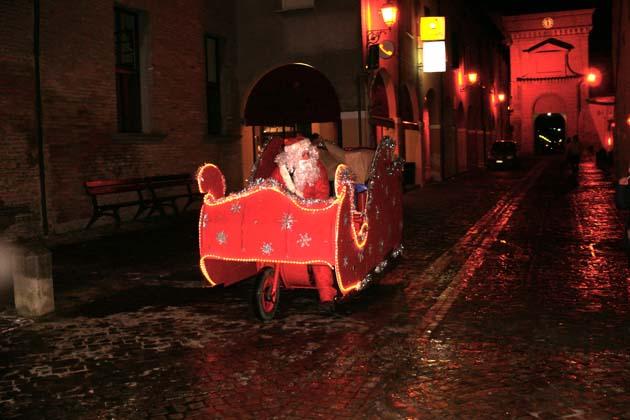 Colori e sapori di Natale a Palazzo