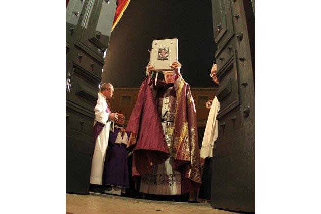 La Madonna di Loreto in viaggio