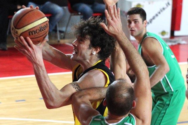 Basket C: Npc facile con Castelfranco