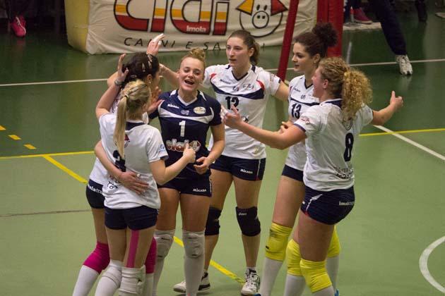 Volley: Clai, la salvezza si complica