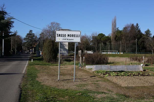 Nuovo centro sociale per Sasso Morelli