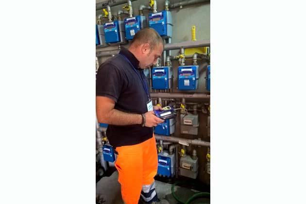 Hara cambia i contatori del gas