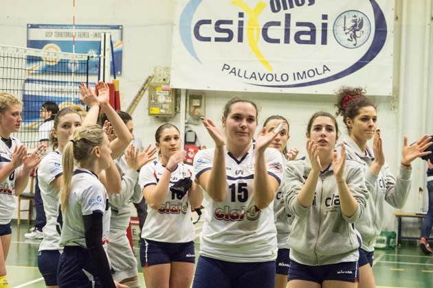 Volley: Clai ko, segni di speranza