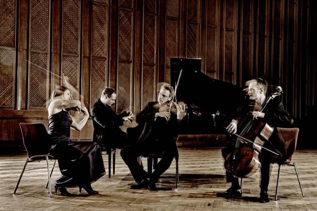 Il quartetto Faurè allo Stignani