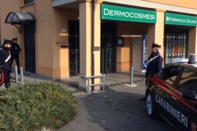 Arrestati i rapinatori della farmacia