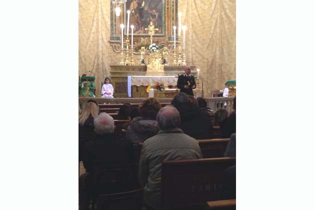 Truffe, carabinieri in chiesa avvisano gli anziani