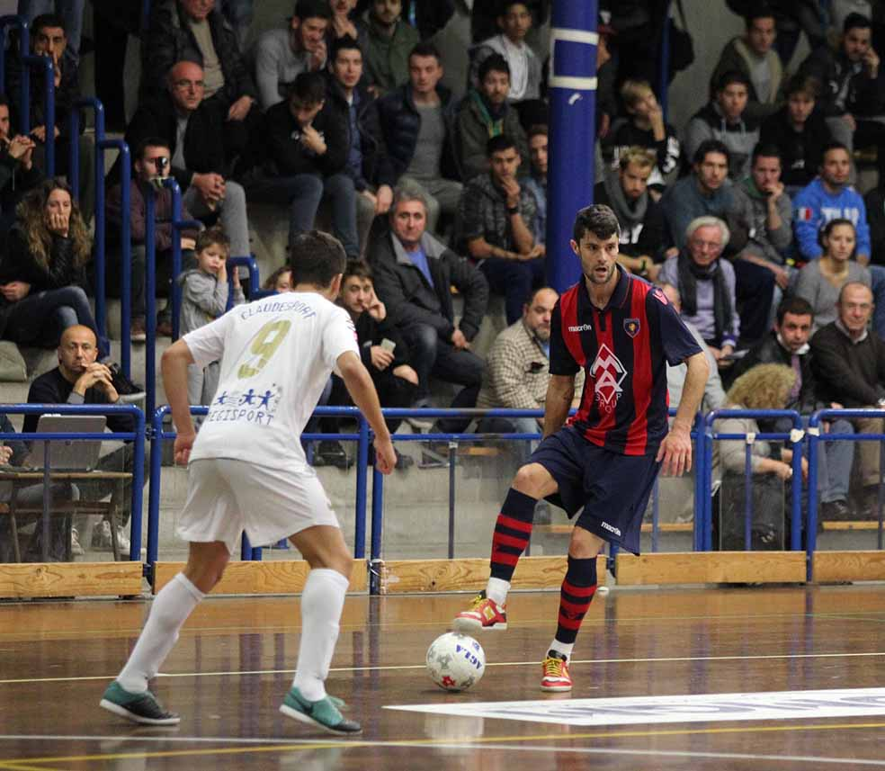 Futsal A2: Ma in cima