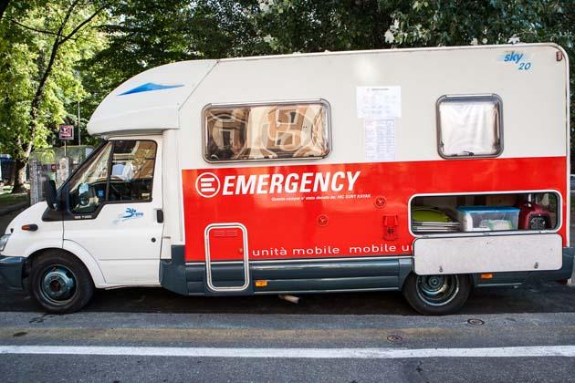 """Emergency, """"Quale solidarietà?"""""""