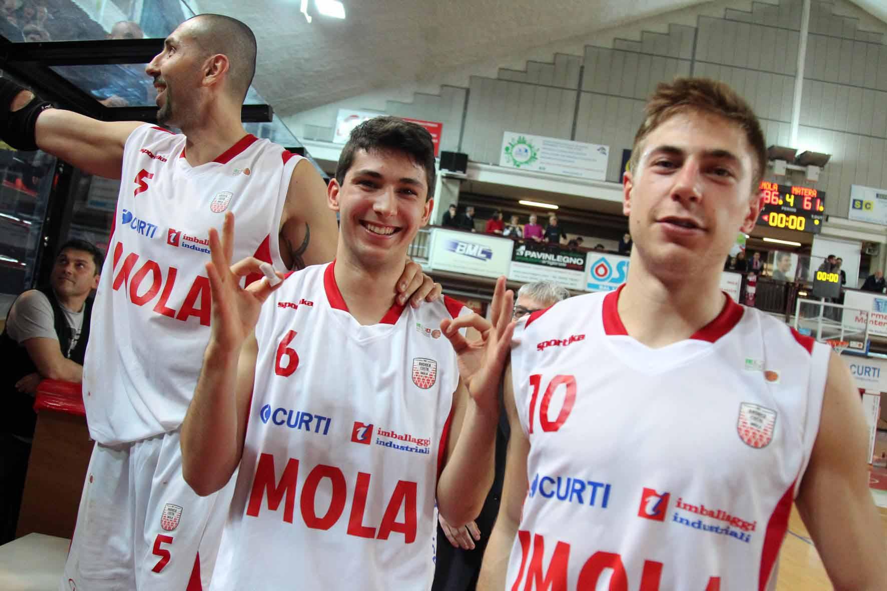 Basket A2: A. Costa, 2 punti dalla panca
