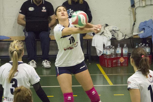 Volley: Clai, illusione iniziale
