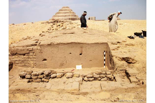 La tomba dispersa di Ptahmose