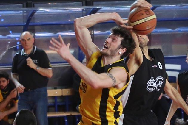 Basket C: Npc divora le Tigri