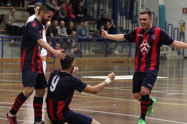 Futsal A2: la Ma Group è ancora lì