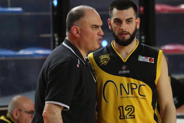 Basket C: La Npc non si ferma più