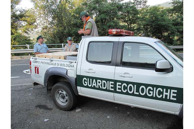 Corso di formazione per Guardie ecologiche