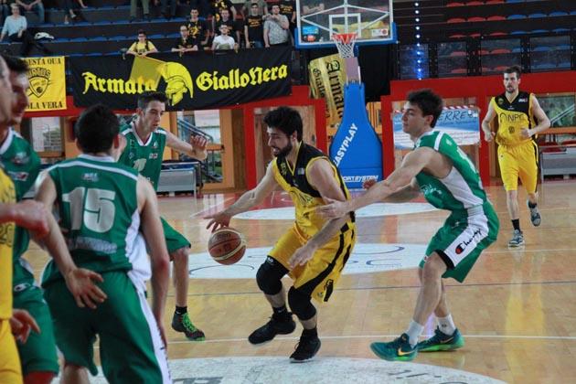 Basket C: Npc bloccata a Piacenza