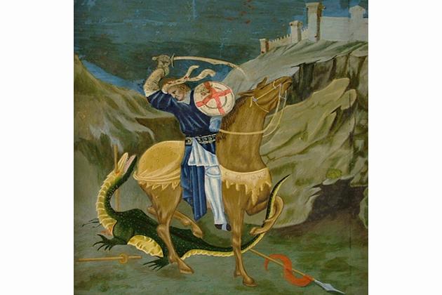 Echi del Medioevo alla galleria Pontevecchio