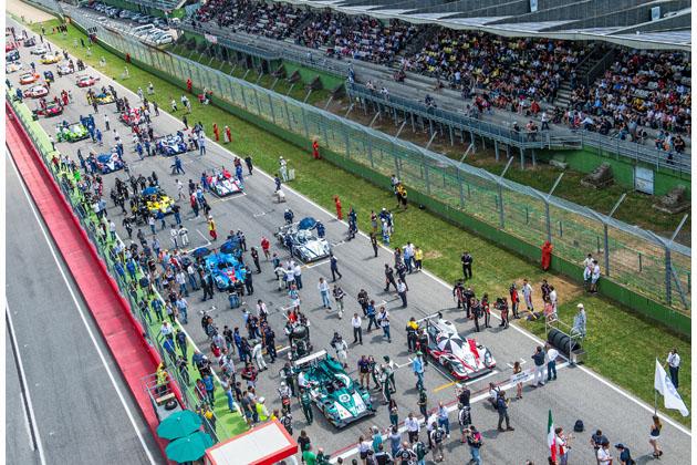 La quattro ore di… Le Mans Series