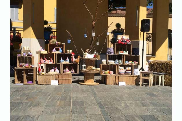 Spazio alla creatività all'Handmade Village