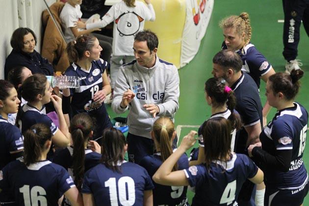 Volley: Clai in B2 coi diritti di Cervia