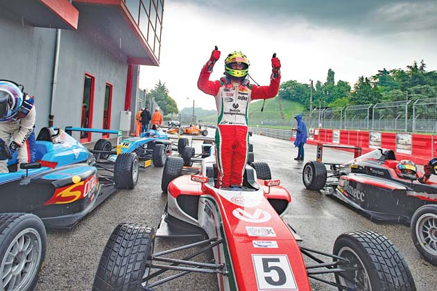 Schumacher junior da podio nella F4 Italiana