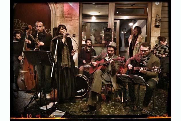 Jazz e world music al Caffè della rocca