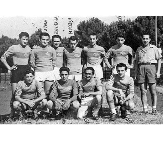 """Calciatori """"Assi"""" del 1952"""