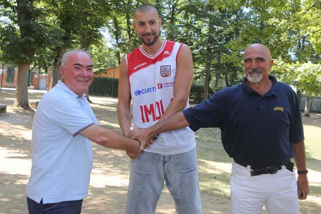 Basket A2: Andrea Costa, Maggioli resta
