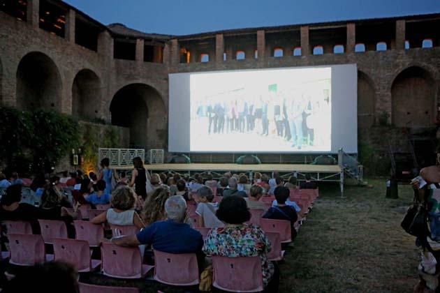 Tre film gratis sul grande schermo della Rocca