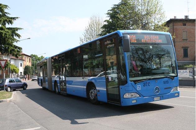 Domani sciopero dei bus Tper