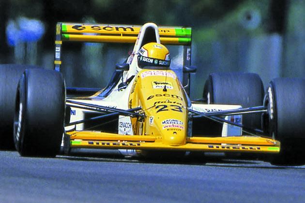 "Sabato il ""Minardi Day"" all'autodromo"