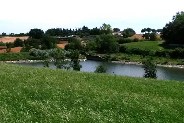 Pulizia del Gaiana e dei laghetti di Varignana