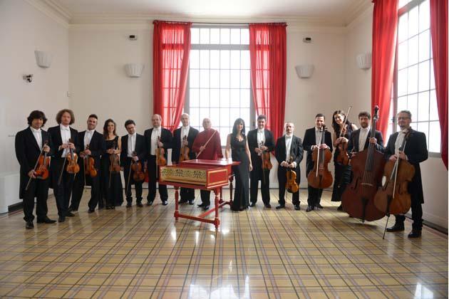 Da Bach a Bartok, musica a palazzo Monsignani
