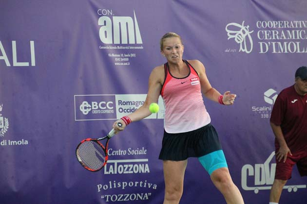 Tennis: finale Krajicek-Kudermetova