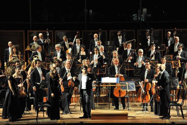 La Filarmonica Arturo Toscanini all'Arena